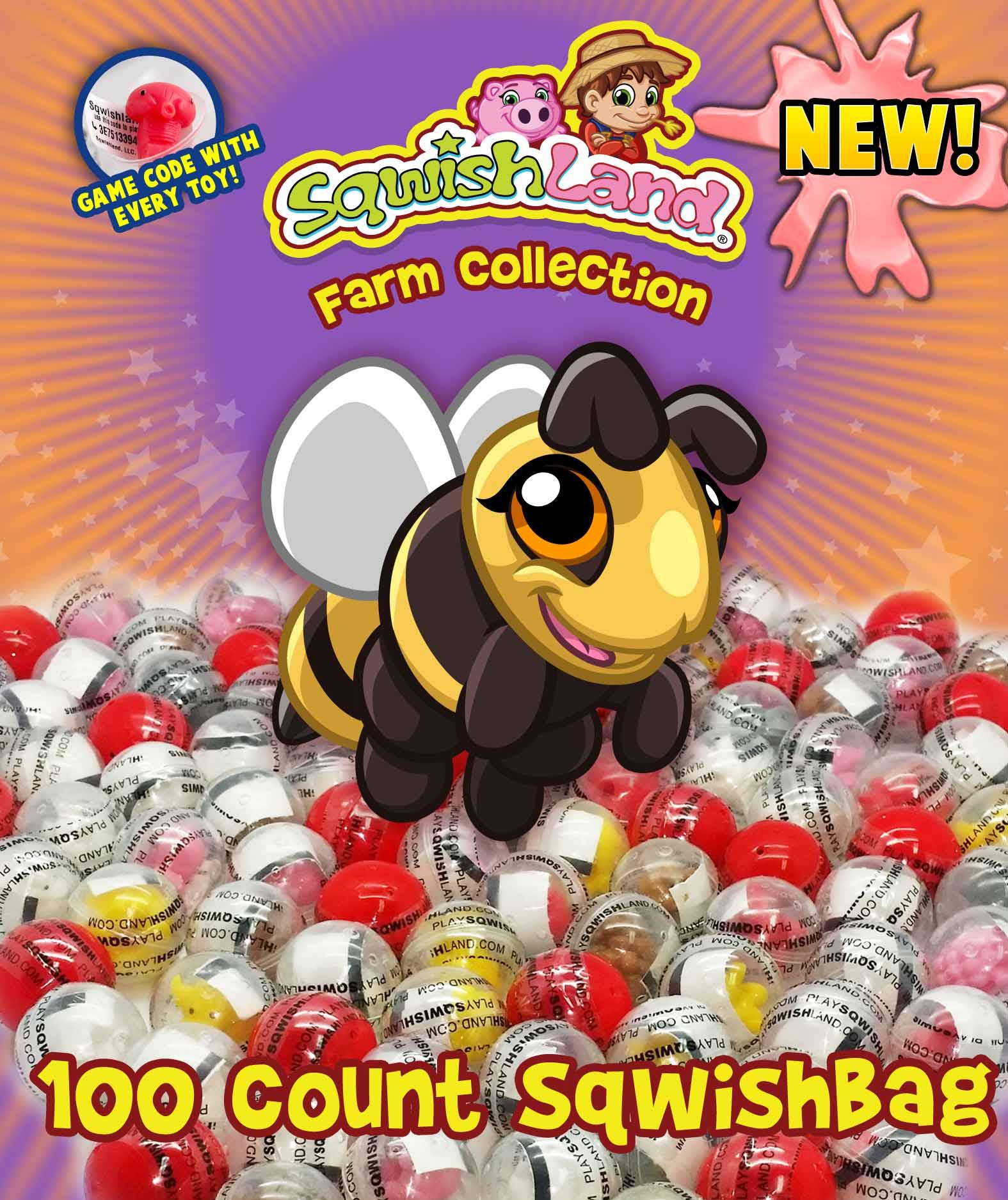 Farm Collection SqwishBag Series 1