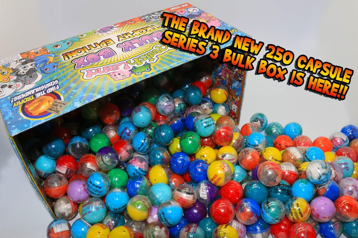 The Brand NEW Series 3 Bulk Box is HERE